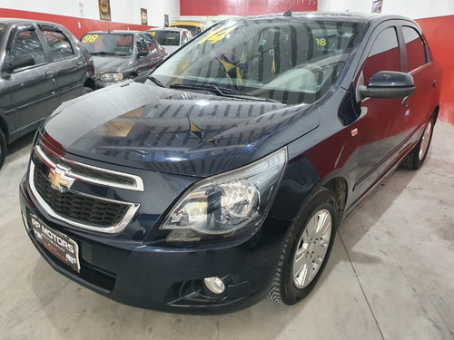 Imagem 1 de 10 de Chevrolet Cobalt 2014 1.8 Ltz Aut