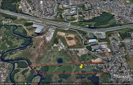 Terreno À Mil Metros Da Rod Airton Senna, R$400,00 O M2