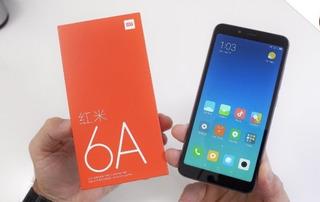 Celular Xiaomi Redmi 6a 16gb/2gb De Ram 3460 Opiniões