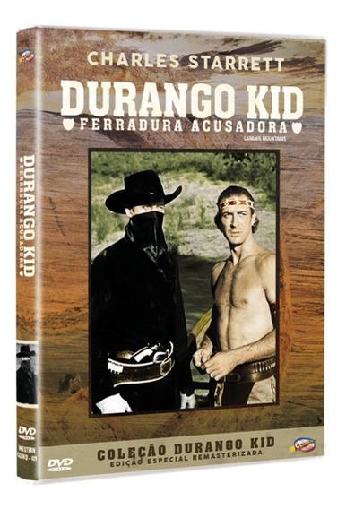 Durango Kid - Ferradura Acusadora - Lacrado - Classicline