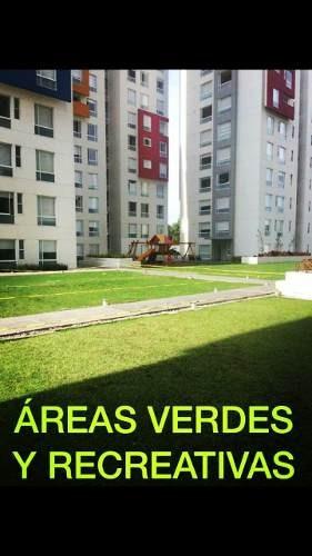 Departamento En Renta Residencial 3 Lagos, Azcapotzalco