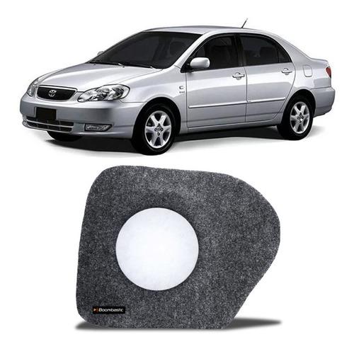Caixa De Fibra Lateral Corolla 00 - 08 Para Falante De 10 12