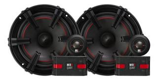 Mb Quart 90 Watt Car Audio Components 6.5