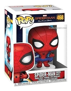 Funko Pop! Spiderman 468 Original Lejos De Casa Scarlet Kids