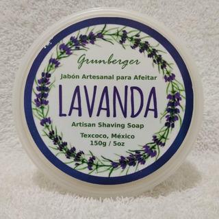 Jabón Para Afeitar Lavanda
