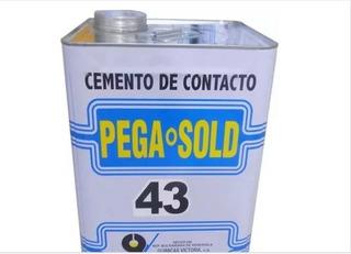 Pega Amarilla De Contacto Pega Sold 43 Cuñete Remate Oferta