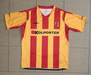 Camisa Original Korona Kielce 2006/2007 Home