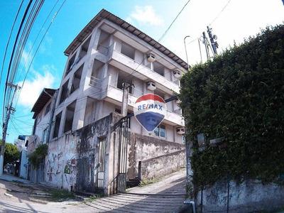 Prédio 3 Pavimentos- 360 M² Por R$ 1.200.000 - São Brás - Belém/pa - Pr0015