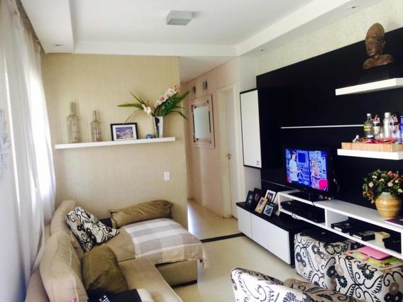 Apartamento 3dorms Mobiliado Lindo E Em Ótima Localização