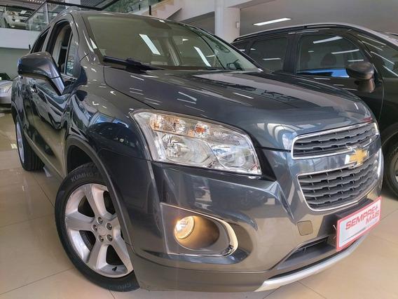 Chevrolet Tracker 1.8 Ltz Aut. 5p 2015 Veiculos Novos