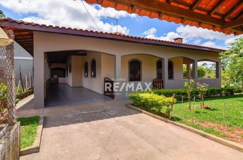 Chácara Com 2 Dormitórios À Venda, 1520 M² Por R$ 470.000,00 - Caucaia Do Alto - Cotia/sp - Ch0033