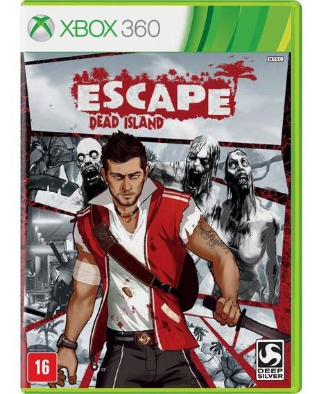Jogo Escapade Dead Sland Xbox360 Ntsc Em Dvd Original