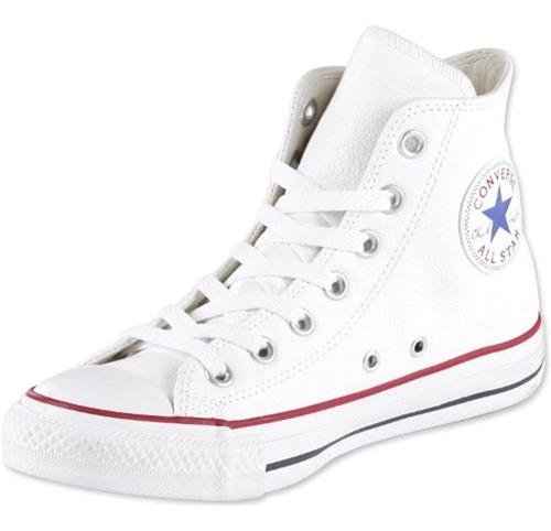 Converse Chuck Taylor All Star Zapatillas Altas De Cuero Uni