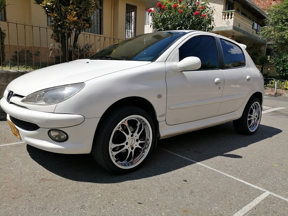 Peugeot 206/ Mod.2006. Soat Y Tecnomecánica Hasta Sep/ 2021