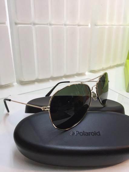 Óculos Solar Polaroid Original De $285 Por $185 35%off