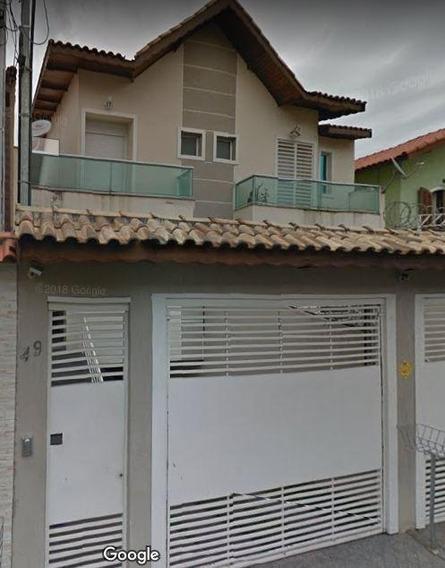 Casa Em Parque Monte Alegre, Taboão Da Serra/sp De 151m² 2 Quartos À Venda Por R$ 390.487,33 - Ca613713
