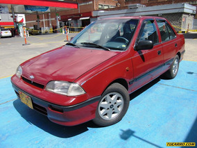 Chevrolet Swift 1.3 Mt 1300cc Pm