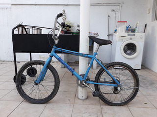 Bicicleta Bianchi Rodado 20 Con Cambios Celeste