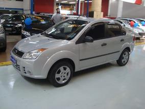 Ford Fiesta Sedan 1.0 Flex 2008 Prata