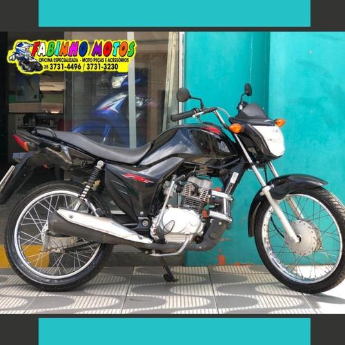Honda Cg 150 Fan Esdi 2014 Preta Novíssima!!!