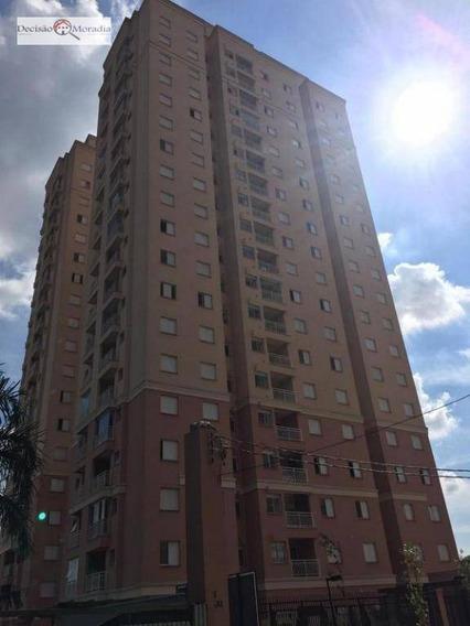 Apartamento Com 2 Dormitórios Para Alugar, 65 M² Por R$ 1.400,00/mês - Santa Maria - Osasco/sp - Ap0936