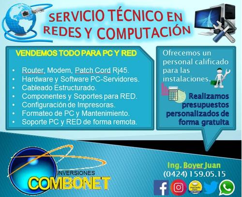 Venta Y Servicio Técnico De Computación Y Redes