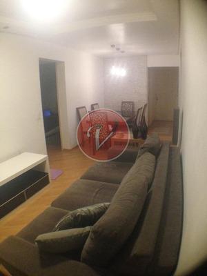 Apartamento Residencial À Venda, Casa Branca, Santo André. - Codigo: Ap7996 - Ap7996