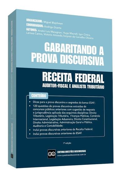 Livro - Receita Federal - Gabaritando A Prova Discursiva