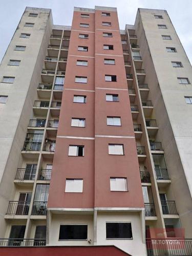 Imagem 1 de 10 de Apartamento Com 1 Dormitório À Venda, 51 M² Por R$ 220.000,00 - Jardim Dourado - Guarulhos/sp - Ap0059