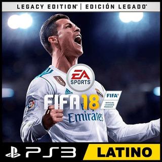 Fifa 18 Español Latino No Cd