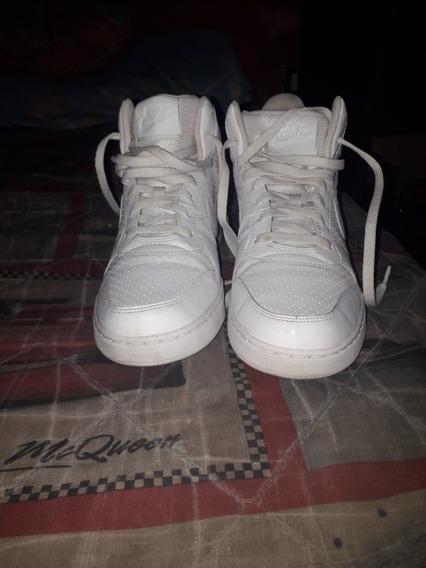 Zapatillas Nike Air Force Utility Blancas