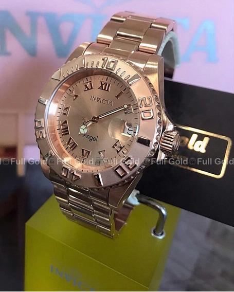 Relógio Invicta Feminino 14322 Angel - 100% Original