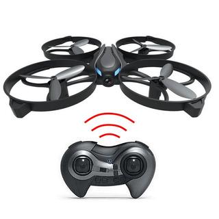 Haktoys Hak902-iv Mini 7.5 Drone 2.4ghz 4 Ch 3d Flip Led