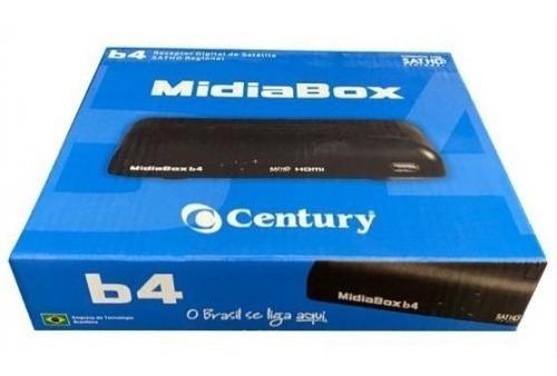 Receptor Midiabox B4 Century Hd Digital