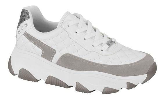 Tenis Feminino Vizzano Chunky Sneaker Ugly Shoes Plataforma