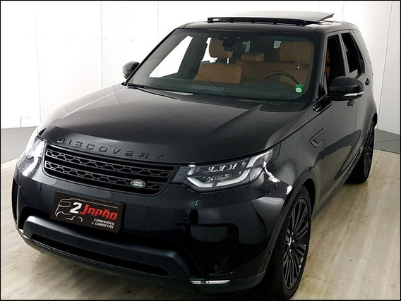 Land Rover Discovery 3.0 V6 Hse Td6 Automática 2018