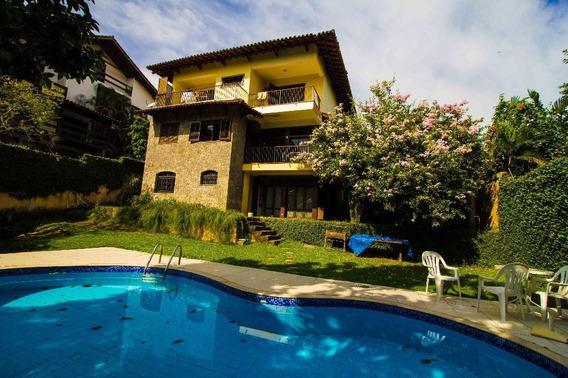 Casa Com 5 Quartos À Venda, 514 M² Por R$ 980.000 - Itanhangá - Rio De Janeiro/rj - Ca0153