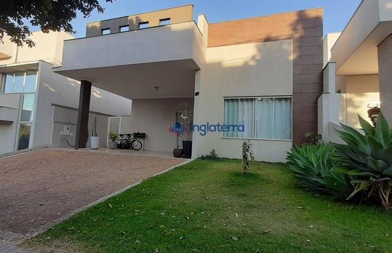 Casa À Venda, 159 M² Por R$ 670.000,00 - Esperança - Londrina/pr - Ca1433