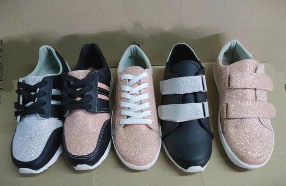 Zapato Deportivo Damas Y Niñas