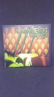 Caramelos De Cianuro En Vivo Cd + Dvd Original