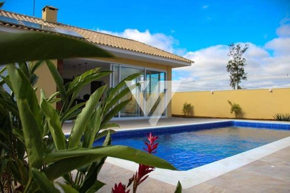 Casa Com 3 Dormitórios À Venda, 206 M² Por R$ 1.600.000,00 - Condomínio Village Ipanema - Araçoiaba Da Serra/sp - Ca0817