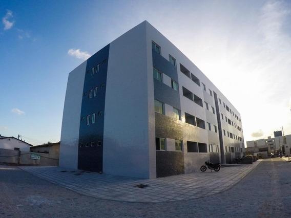 Apartamento Com 2 Dormitórios À Venda, 45 M² Por R$ 112.000,00 - Planalto Boa Esperança - João Pessoa/pb - Ap0402