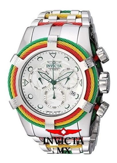 Oferta* Reloj Invicta Bolt Edición Limitada Mod-27496 70 Off