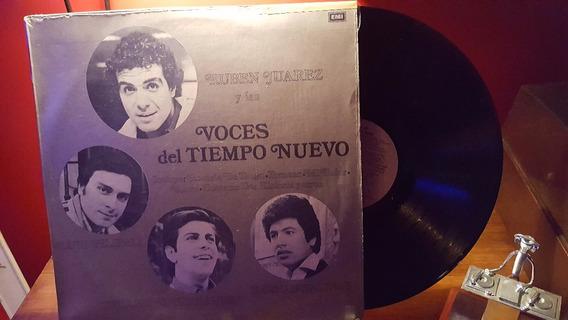 Ruben Juarez Y Las Voces Del Nuevo Tiempo Lp Disco Vinilo Ex