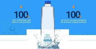 Água Mineral Ama (sem Gás) 500ml - 6 Unid