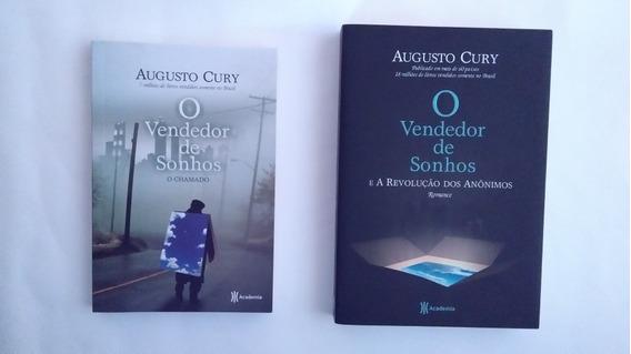 2 Livros Do O Vendedor De Sonhos: O Chamado E A Revolução..