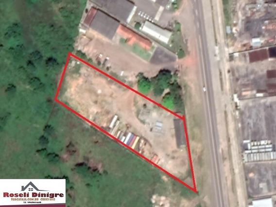 Terreno Comercial Industrial A Venda Rodovia Pojuca/catu - 98tpoj - 68093847