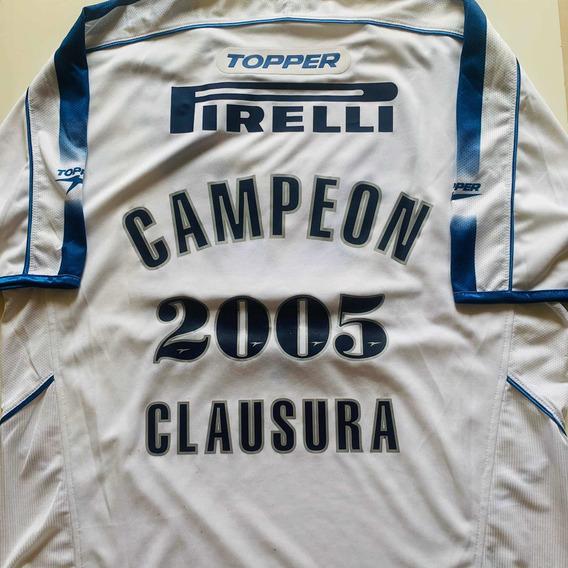 Camiseta Velez Sarsfield Topper Campeon 2005