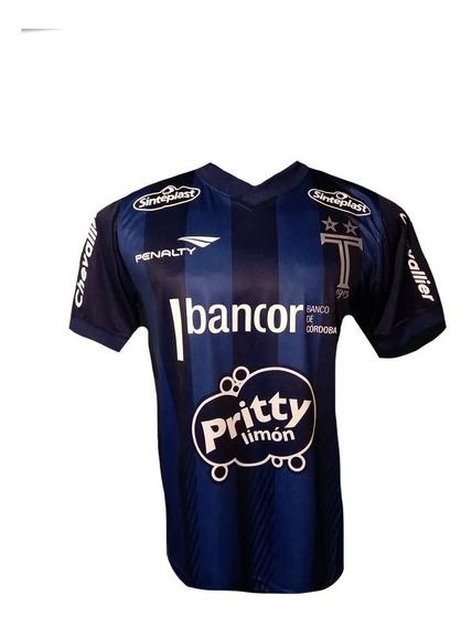 Camiseta De Talleres De Córdoba 2013 Penalty #11 Pavon Idolo