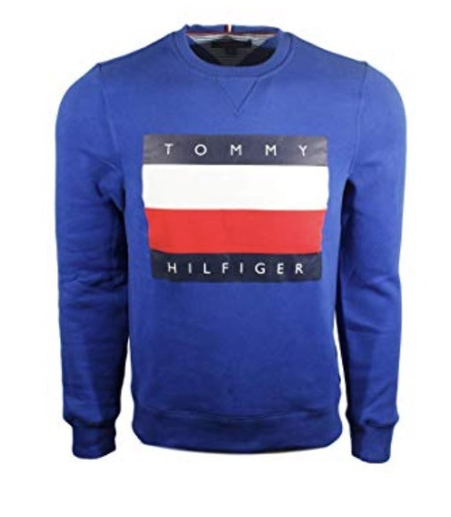 Sueter Casual Para Caballero Tommy Hilfiger Talla M 2,299$
